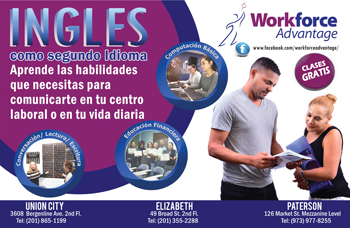 Occupational ESL WorkForce Advantage Program Spanish Image